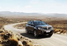 Renault Duster: la nueva generación de la SUV fue presentada en Perú   FOTOS