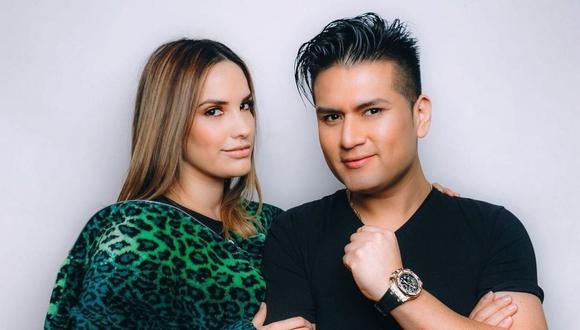Cassandra Sanchez afirmó que su futuro esposo Deyvis Orosco es un hombre de retos y está orgullosa de él. (Foto: Instagram / @casemaze).