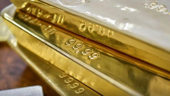 Los futuros del oro en Estados Unidos sumaban 0,3% a US$1.882,10 la onza. (Foto: Reuters)