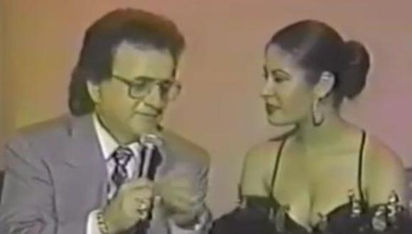El programa de Johnny Canales se transmitió entre 1983 y 1996 (Foto: Selenalaleyenda / Instagram)