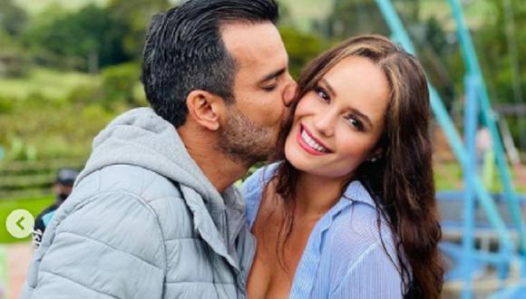 Ana Lucía Domínguez está casada con Jorge Cárdenas desde el 2008 (Foto: Ana Lucía Domínguez/ Instagram)