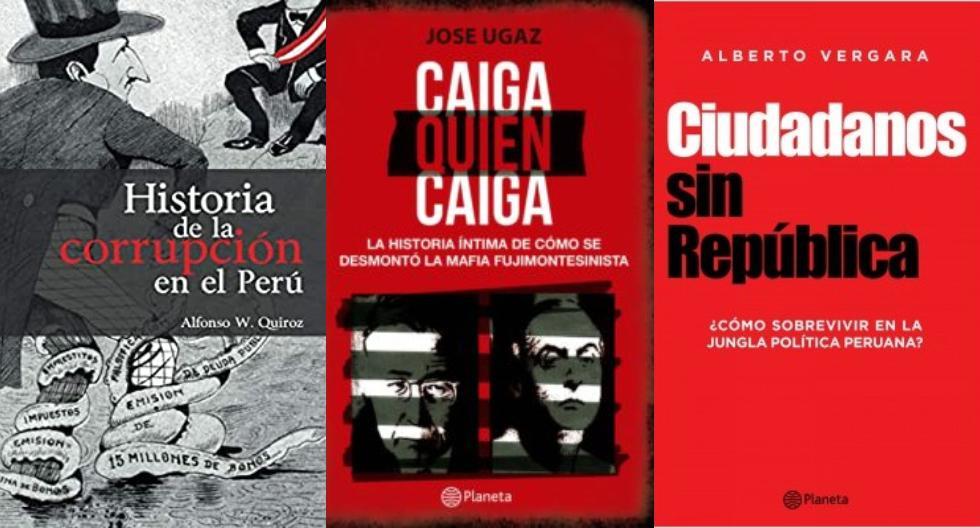 Libros para entender al Perú (Fotos: Difusión)