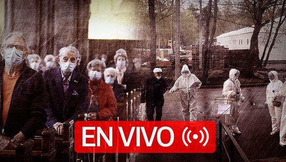 Coronavirus EN VIVO | Últimas noticias, casos y muertes por Covid-19 en el mundo, hoy viernes 29 de mayo de 2020 | Foto: Diseño GEC