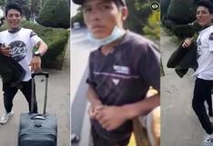 Policía colombiana encontró presunto cadáver de Silvano Oblitas, el peruano lanzado desde un puente
