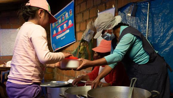 Durante el 2020, Aldeas Infantiles SOS Perú apoyó a 17 comedores y 18 ollas  comunitarias a nivel nacional. (Foto: Difusión)