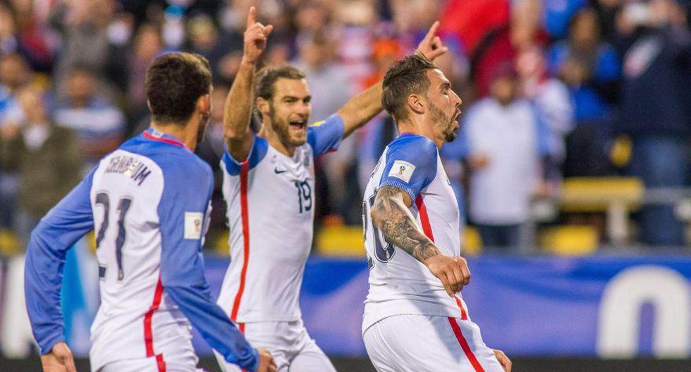 Estados Unidos y la impresionante goleada contra Guatemala - 1