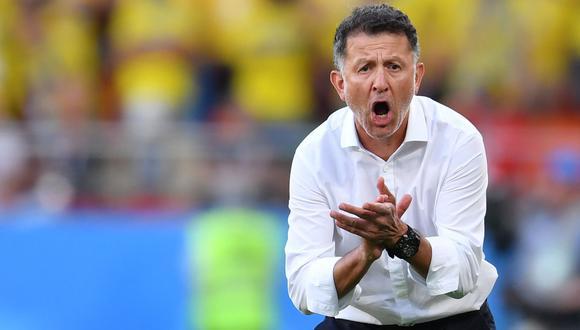 Juan Carlos Osorio confirmó que su objetivo es dirigir a la selección de Colombia. (Foto: AFP)