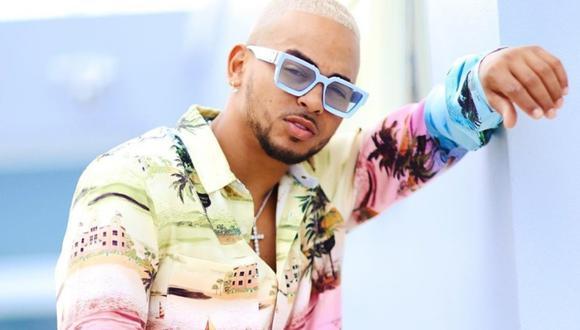 El cantante dominicano festejó con divertido video que alcanzó una importante cifra de suscriptores en Tik Tok  (Foto: Instagram)