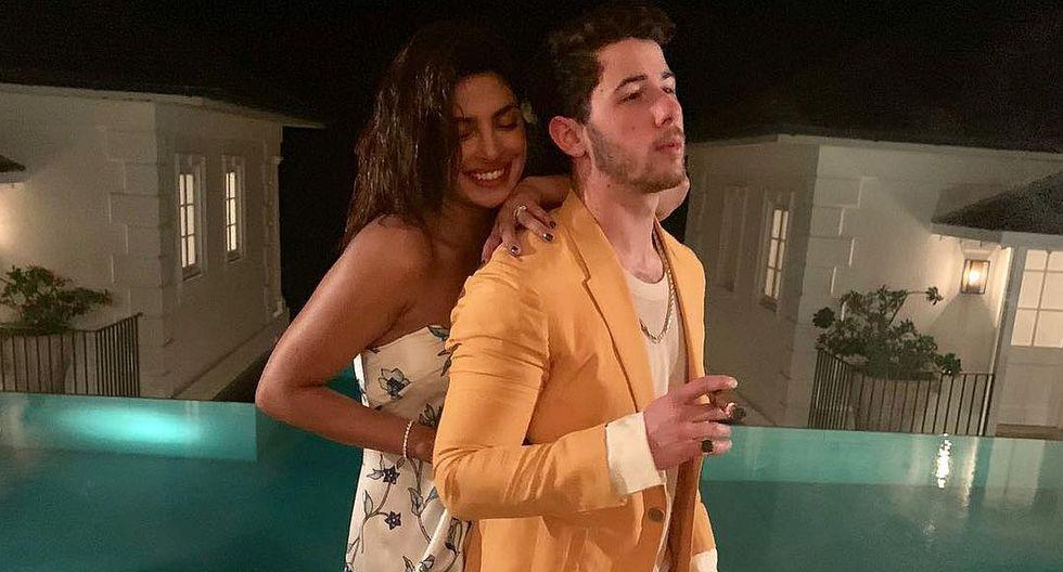 Nick Jonas conmueve a todos con tierno recuerdo al lado de Priyanka Chopra. (Foto: @nickjonas)