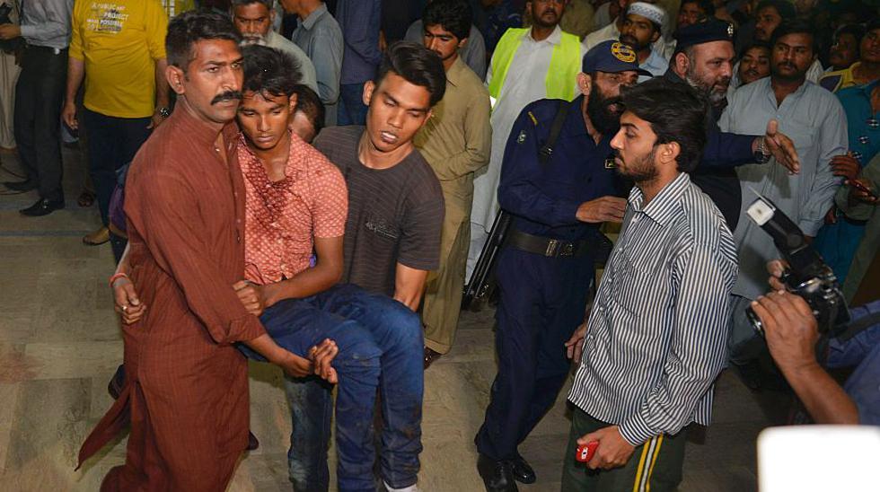 Pakistán: El ataque talibán contra parque lleno de cristianos - 6