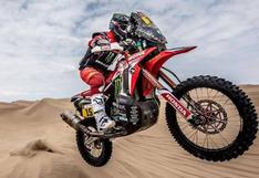 Dakar 2019: Ricky Brabec vuelve al primer lugar en Motos