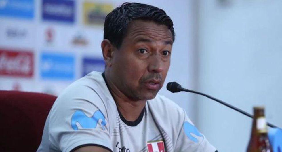 Nolberto Solano resaltó la reacción de Perú tras victoria. (Foto: GEC)