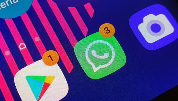 De esta manera podrás desactivar el contador de notificaciones de WhatsApp. (Foto: MAG)