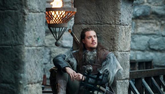 """""""The Last Kingdom"""": así son los actores de """"El último reino"""" en la vida real (Foto: Netflix)"""