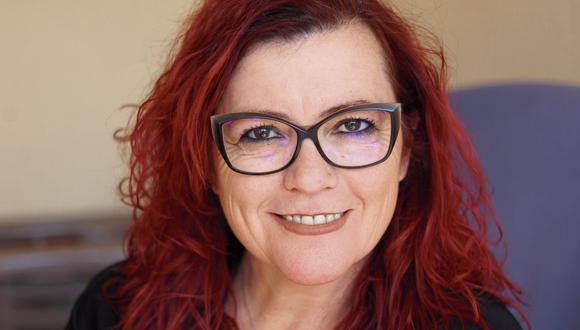 Clara Grima (Sevilla, 1971) es profesora y divulgadora de matemática. Es una de las invitadas del Hay Festival Digital Arequipa. (Foto: Hay Festival)