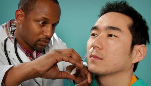 Las vacunas intranasales ya son usadas para otras enfermedades. (Unsplash)