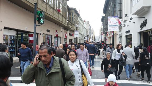 En Lima Oeste, la temperatura máxima llegaría a 19°C, mientras que la mínima sería de 15°C. (GEC)