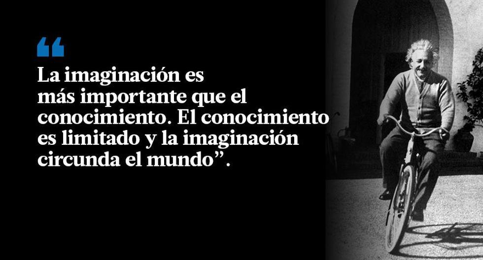Einstein Cumpliría 138 Años Las Frases Que Realmente Dijo Tecnologia El Comercio Perú