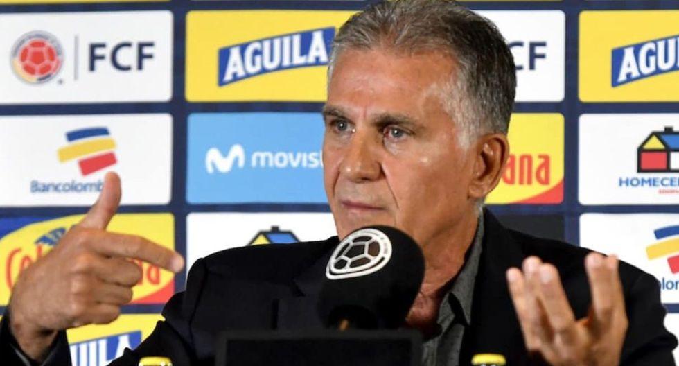 Queiroz alabó el juego de la selección peruana. (Foto: Difusión)