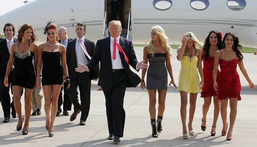 Donald Trump: Las curiosas fotos de la vida del magnate - 9