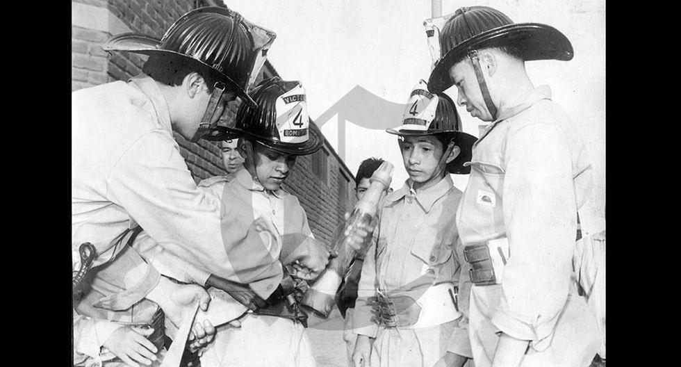 Hoy los bomberos peruanos celebran su día [FOTOS] - 8