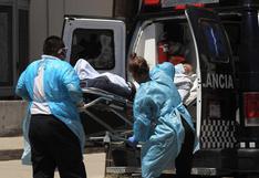 México registra 549 muertos por coronavirus en un día y 4.600 nuevos contagios