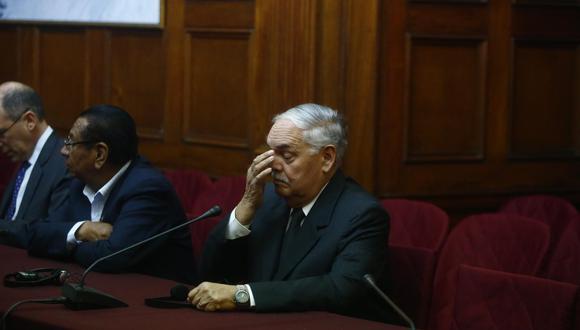 El martes, pese a lo señalado en la víspera, Montoya manifestó a radio Exitosa que, con sus palabras, no estaba incitando a desconocer los resultados. (Foto: GEC)