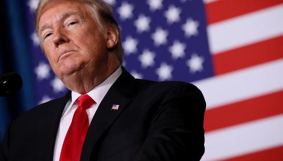 Donald Trump se apoderó del Partido Republicano, pero ahora muchos prefieren desmarcarse de él. No obstante, su base fiel de seguidores lo seguirá apoyando. (Foto: Reuters)
