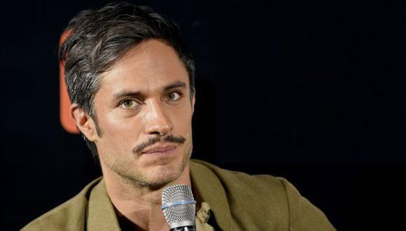Gael García Bernal, actor mexicano de 39 años. (Foto: Agencia)