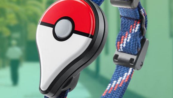 Pokémon Go Plus permite a los jugadores de Pokémon Go jugar el videojuego sin necesidad de usar el smartphone. (Foto: Pokémon Go)