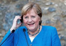 Los líderes de la UE despiden a Angela Merkel con una ovación