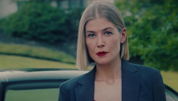 """La protagonista y el director de """"Descuida, yo te cuido"""" hablaron sobre el polémico final de la película de Netflix (Foto: Netflix)"""