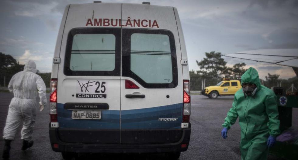Coronavirus en Brasil | Últimas noticias | Último minuto: reporte de infectados y muertos hoy, miércoles 2 de diciembre del 2020 | Covid-19 | (EFE/ Raphael Alves /Archivo)