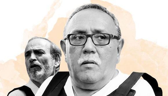 Pablo Salazar afirma que recibió entre US$90.000 y US$100.000 de parte de Barata para su amigo Yehude Simon (Fotocomposición GEC)