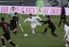 ▶2T EN VIVO: Real Madrid pierde 0-1 ante Real Sociedad vía DirecTV por LaLiga Santander