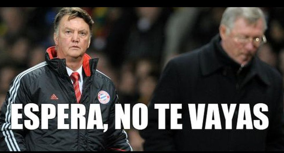 Mira los divertidos memes de la caída del Manchester United  - 2