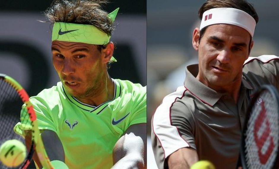 Roger Federer y Rafael Nadal se enfrentan mañana (9 a.m. ) en la gran final de Wimbledon 2019 . A continuación te ofrecemos todos los datos que debes conocer sobre este clásico del mundo del tenis. (Foto: AP)
