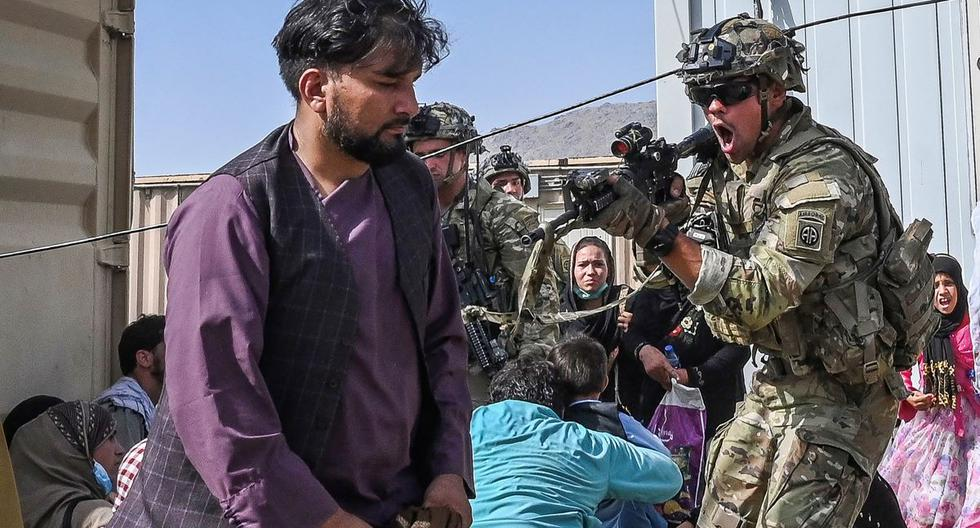 At least 5 dead at Kabul airport, where there is chaos, scenes of panic and shots in the air for escaping the Taliban