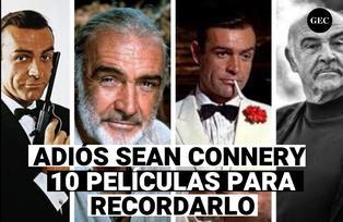 Sean Connery: 10 películas para rendir tributo a su carrera