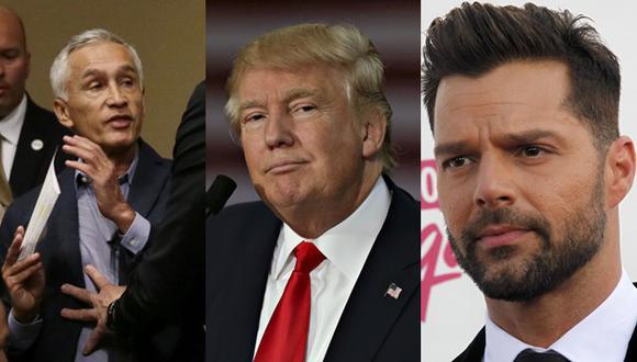 Ricky Martin y su potente carta contra Donald Trump