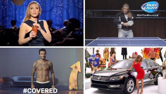 Los 7 comerciales que no debes perderte del Super Bowl 2014
