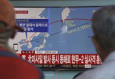 El aterrador despertar de Japón tras la nueva prueba balística de Corea del Norte