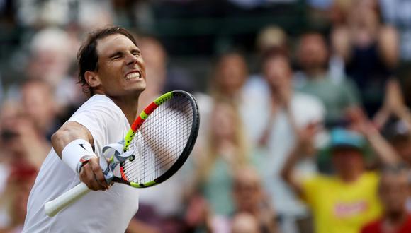 """Rafael Nadal, sobre Paul Pogba: """"Es un gran jugador, pero el dinero es una locura""""   Foto: Reuters"""