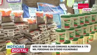 Pachacamac: Midis entrega más de 15 toneladas de alimentos a ollas comunes