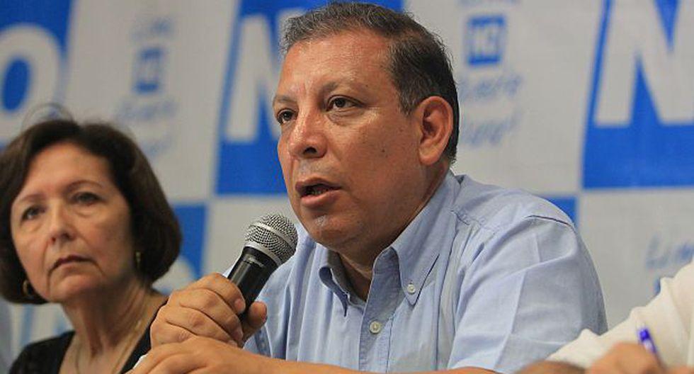 """""""Venezuela es un régimen autoritario que debe ser sancionado"""""""