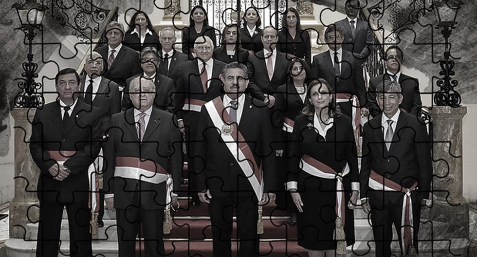 """""""La terna pasajera la componían Raúl Diez Canseco, García Belaunde y Barnechea"""". (Ilustración: Giovanni Tazza para El Comercio)"""