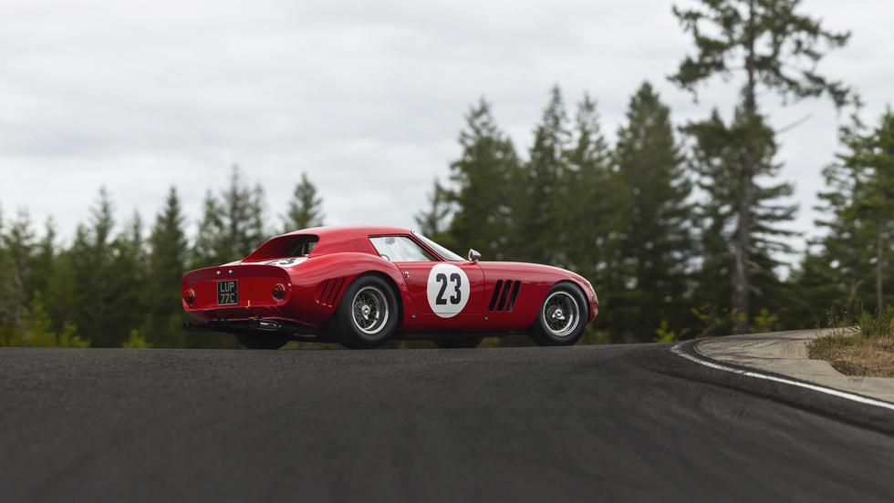 RM Sotheby's espera recaudar entre 45 y 60 millones de dólares por este singular Ferrari 250 GTO by Scaglietti. (Foto: RM Sotheby's).