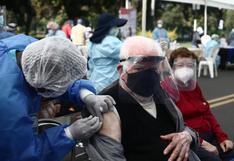 Adultos mayores de Miraflores serán vacunados en su distrito el próximo fin de semana
