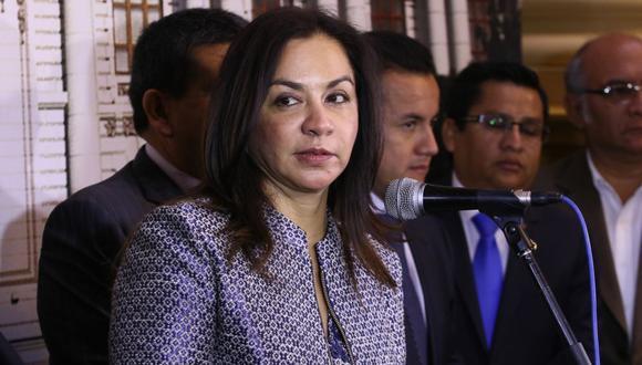 Marisol Espinoza (Foto: El Comercio)