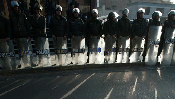 Polémica: flexibilizan uso de armas para policías y militares
